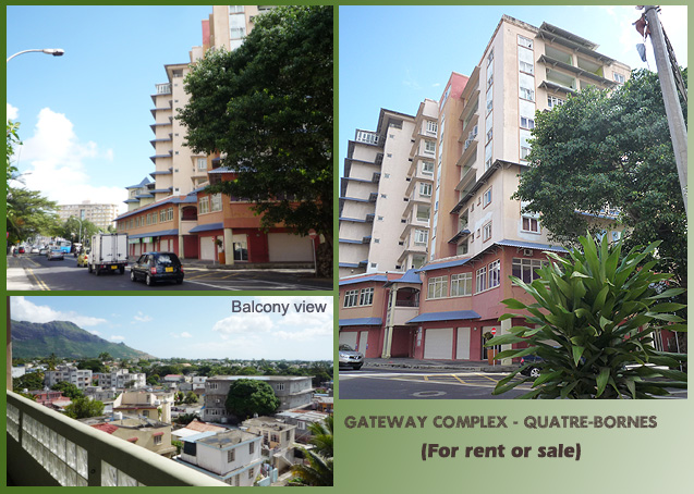 Apartments And Office Spaces For Sale Gateway Complex Quatre Bornes Mauritius